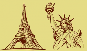Are French and Americans arrogant?