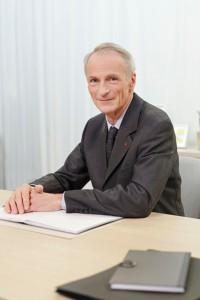 JD Senard, président de Michelin