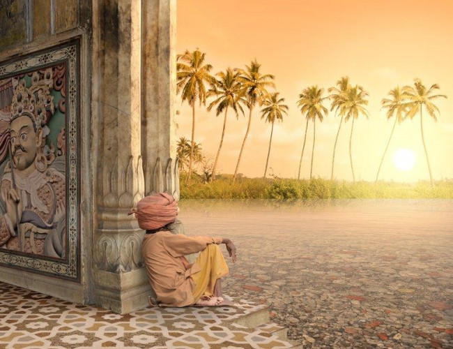 The Indian concept of time